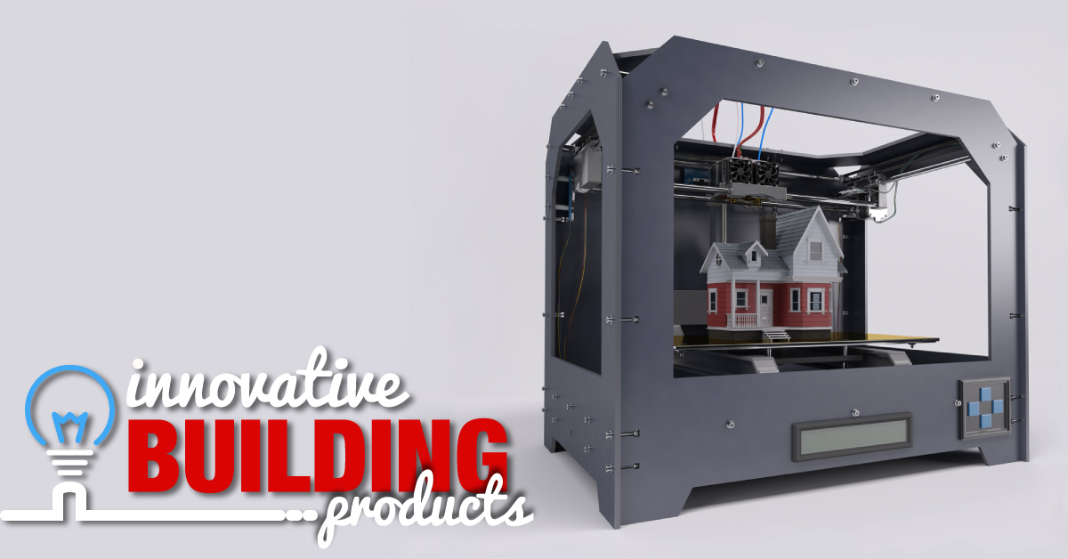 innovative building products printing 3d houses star air