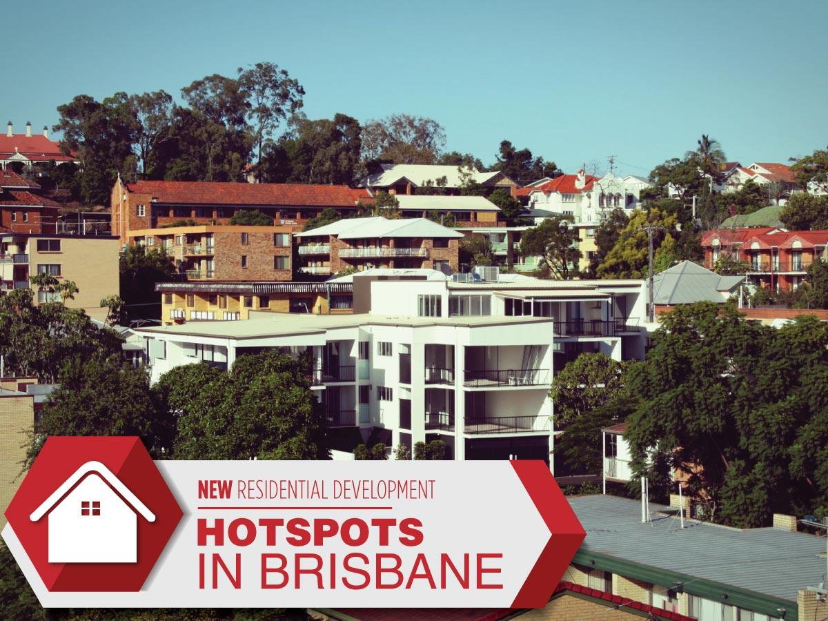 brisbane residential developments