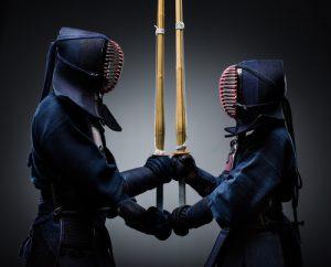 star-air-conditioning-brisbane-kendo-warrior-training