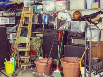 8 DIY Weekend Projects: Garage Hacks For More Space