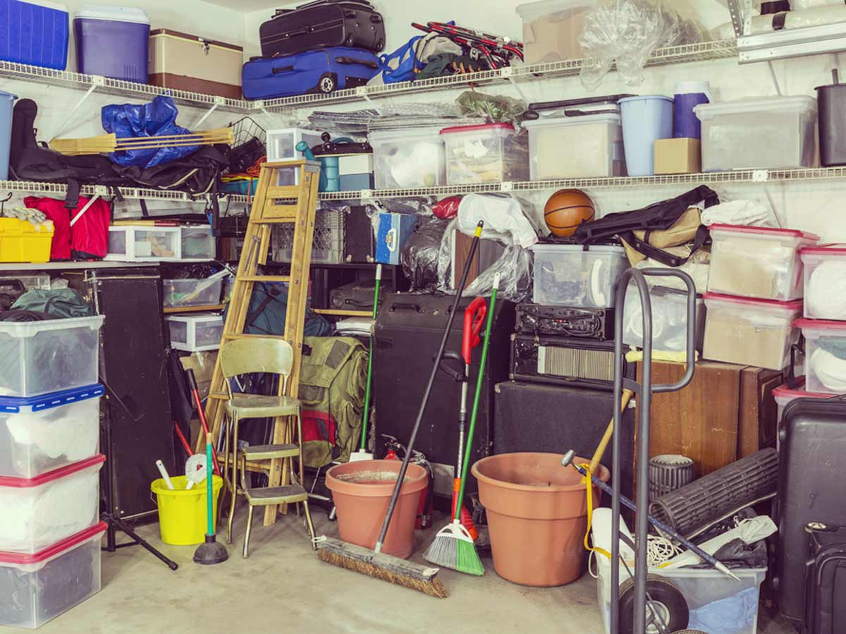 8 Diy Weekend Projects Garage Hacks For More Space