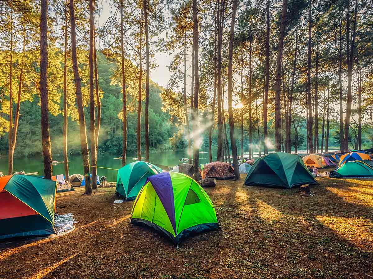 7 Awesome Camping Hacks That'll Impress Your Mates