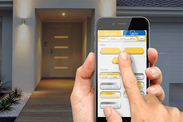 MyLights: The convenient add-on to MyAir that builder's customers will love