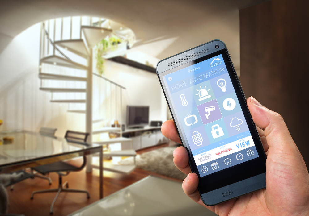 building automation into new homes